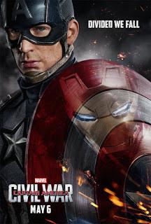 Tres nuevos pósters y el primer tráiler en castellano de 'Capitán América: Civil war'