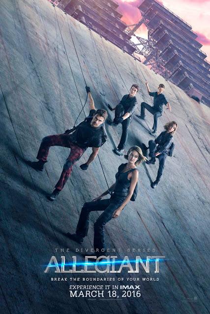 Tráiler y póster internacional de 'La saga Divergente: Leal'