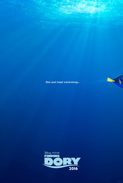 Primer póster de 'Buscando a Dory', el regreso al mar de DisneyPixar