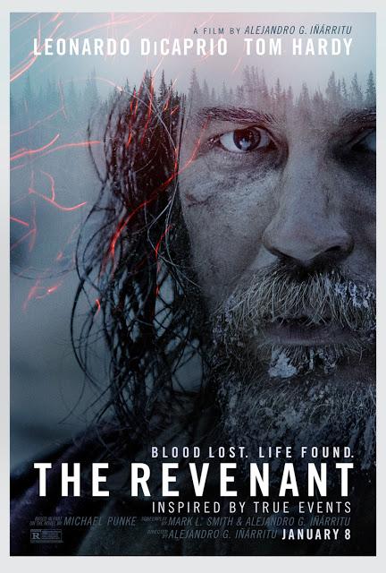 Leonardo DiCaprio y Tom Hardy protagonizan los nuevos pósters de 'El Renacido (The Revenant)'