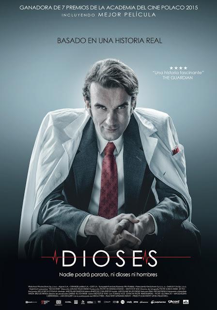 Tráiler y póster de 'Dioses', el último gran éxito llegado desde Polonia