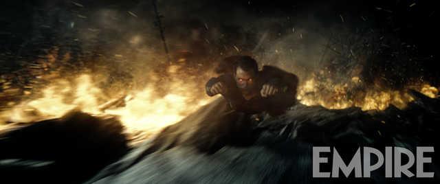 Empire ofrece más portadas e imágenes de 'Batman v Superman: El amanecer de la Justicia
