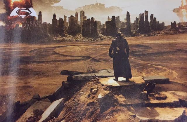 Avance de 'La Liga de la Justicia' en nueva imagen de 'Batman v Superman: el amanecer de la Justicia'