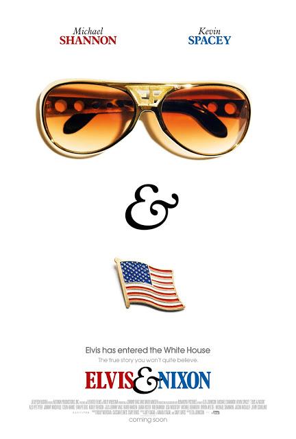 La historia detrás de una foto. Primer tráiler y póster de 'Elvis & Nixon'