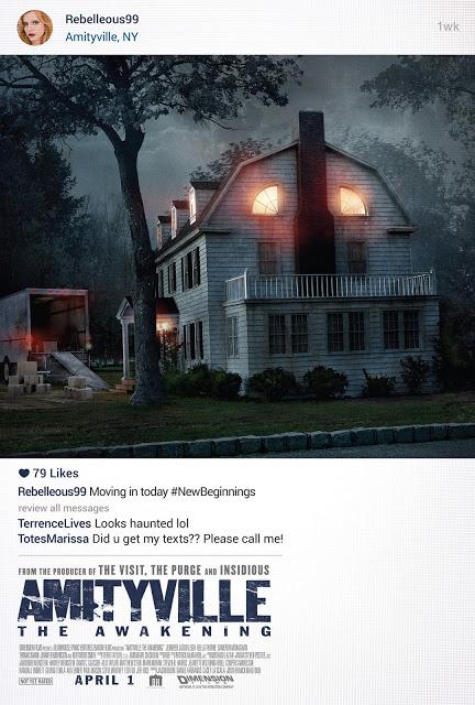 Póster de 'Amityville: The Awakening'