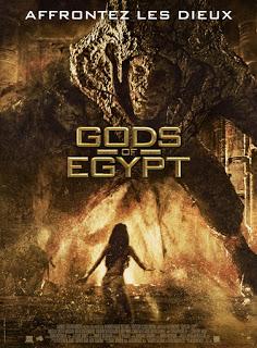 Más pósters promocionales de 'Dioses de Egipto'