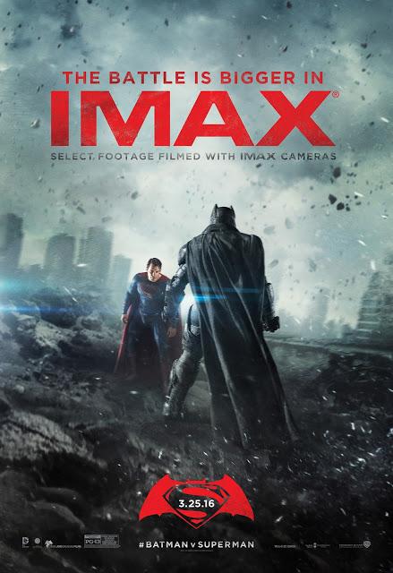 Tráiler final de 'Batman v Superman: El amanecer de la Justicia'