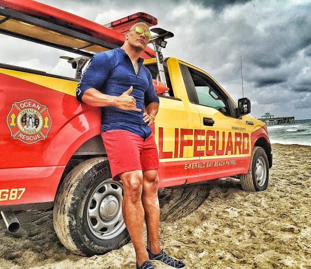 Arranca el rodaje de 'Los vigilantes de la playa', con primeras fotos y trama revelada
