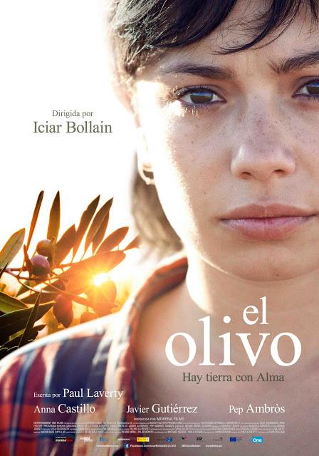 Póster oficial y tráiler de 'El olivo' de Iciar Bollaín