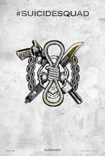 Pósters de los tatuajes de los personajes de 'Escuadrón Suicida'