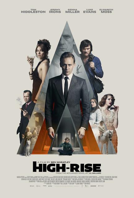 Nuevo tráiler internacional y póster de 'High-Rise'