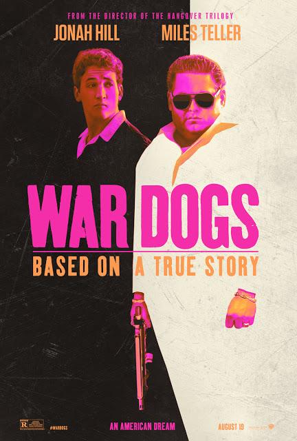 Jonah Hill y Miles Teller protagonizan 'War Dogs', la nueva comedia de Todd Phillips