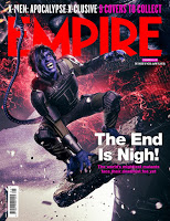 Espectacular montaje con las portadas individuales de la revista Empire de 'X-Men: Apocalipsis'