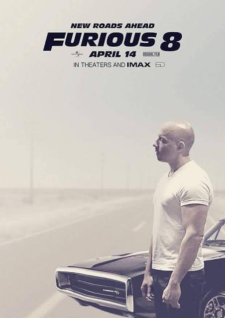 Vin Diesel publica un póster no oficial de 'Furious 8'