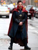 Nuevas imágenes del rodaje de 'Doctor Extraño'