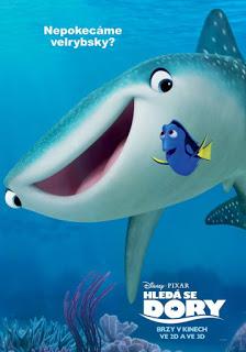 Nuevos pósters de 'Buscando a Dory', que contará de nuevo con José Luis Gil Sanz como Marlin