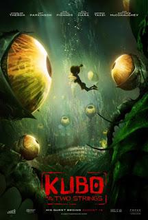 Nuevos pósters internacionales de 'Kubo y las dos cuerdas mágicas'