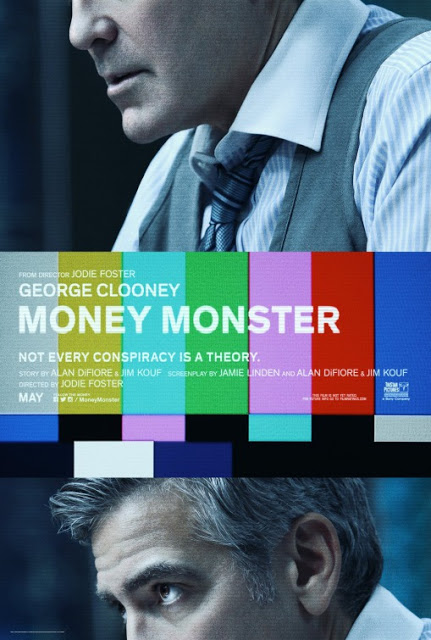 Remesa de póster individuales de 'Money Monster'