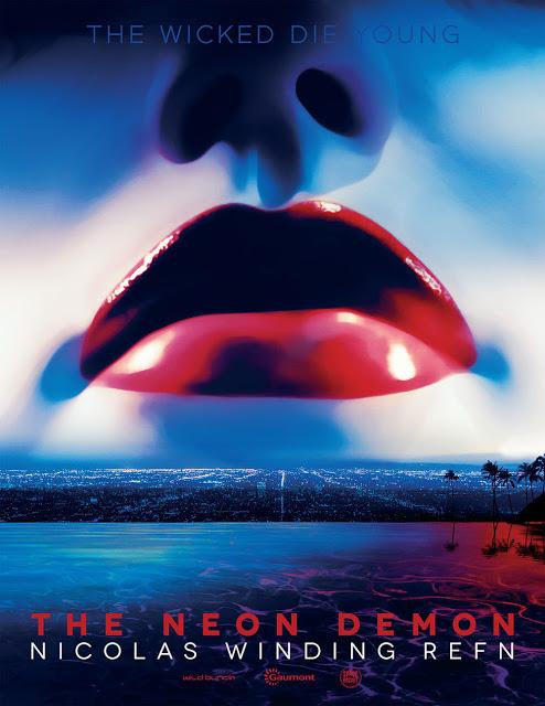 Póster y nuevo tráiler de 'The neon demon'
