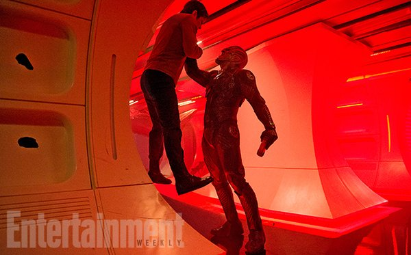 Primera imagen de Idris Elba como Krall en 'Star Trek: Más allá'