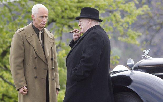 En marcha el rodaje de 'Churchill' con Brian Cox