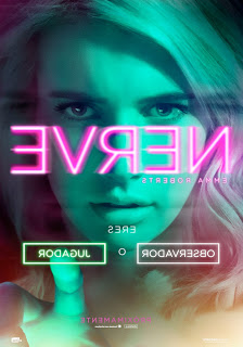 Primeros pósters de personajes de 'Nerve' con Emma Roberts y Dave Franco