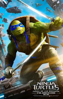 Póster definitivo, tráiler y nuevos banners de personajes de 'Ninja Turtles: Fuera de las Sombras'