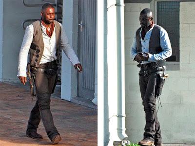 Primeras imágenes de Idris Elba en 'The dark tower'
