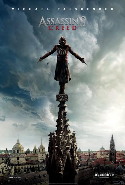 Nuevo póster de 'Assassin's Creed' con Michael Fassbender
