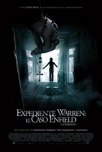 Featurette de 'Expediente Warren: El Caso Enfield' con los extraños sucesos en Enfield