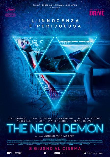 Tráiler y nuevo póster de 'The Neon Demon', lo nuevo de Nicolas Winding RefnTráiler y nuevo póster de 'The Neon Demon', lo nuevo de Nicolas Winding Refn
