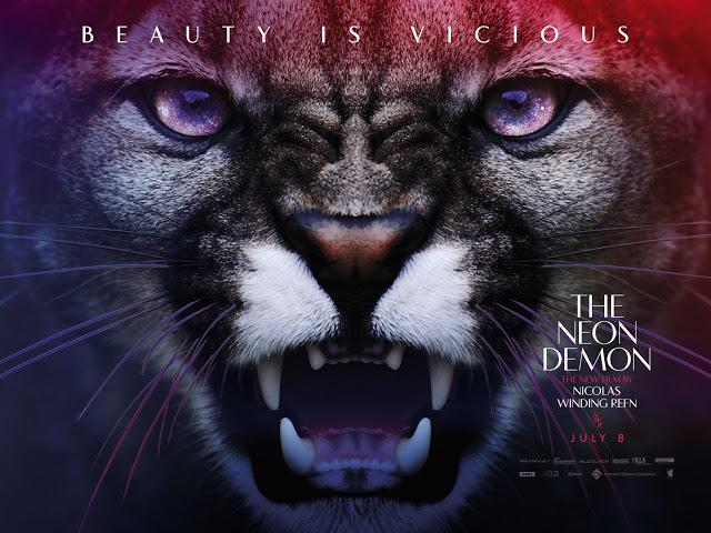 Nuevos pósters internacionales de 'The Neon Demon' con Elle Fanning