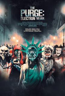Remesa de pósters de 'Election: La noche de las bestias'