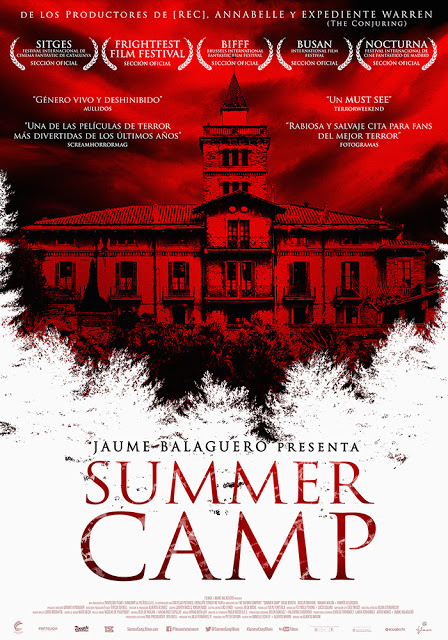 Filmax y Wuaki.tv estrenan 'Summer Camp' en cines e Internet