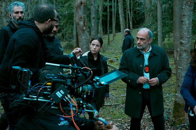 Finaliza el rodaje de 'El guardián invisible' con Marta Etura