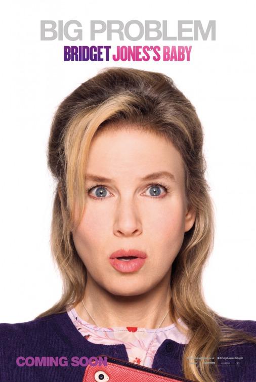 Pósters de personajes de 'Bridget Jones' Baby'