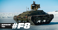 Nuevos coches en el plató de rodaje de 'Fast 8'