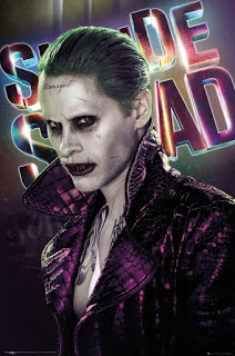 Peculiar vídeo promocional y remesa de pósters de 'Escuadrón Suicida' ('Suicide Squad')