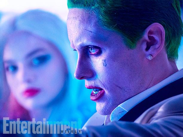 Nuevas imágenes y portadas de 'Escuadrón Suicida' en Entertainment Weekly