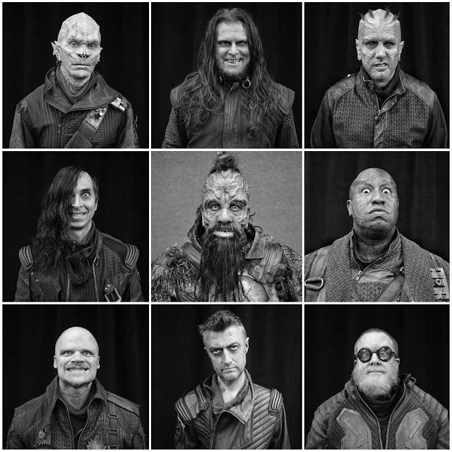 Nuevas fotos de 'Guardians of the Galaxy Vol. 2' que contará con Sylvester Stallone
