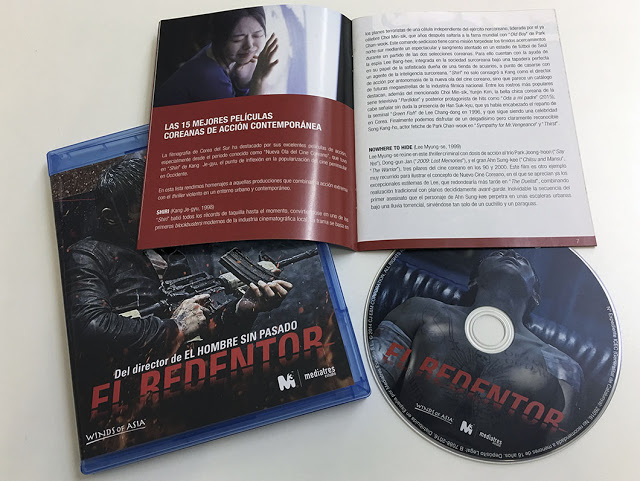 Ya a la venta 'El Redentor' ('No Tears for the Dead') en DVD y Blu-ray