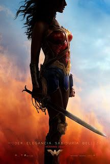 Publicado el primer póster oficial de 'Wonder woman' (Actualizado)