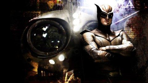 Zack Snyder revela el traje táctico de Batman en 'La Liga de la Justicia'