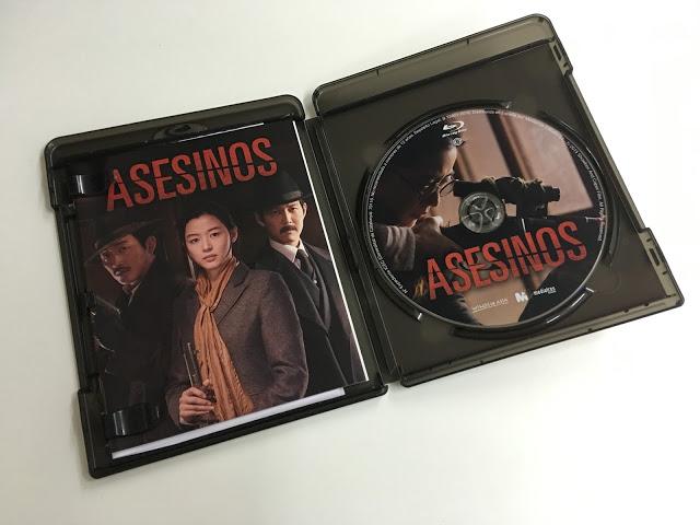 Ya a la venta 'Asesinos' en DVD y Blu-ray