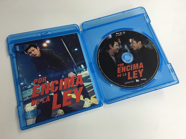 Ya a la venta 'Por encima de la ley' en DVD y Blu-ray