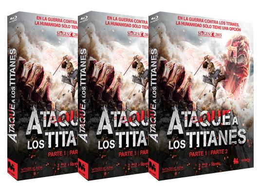 ataque a los titanes
