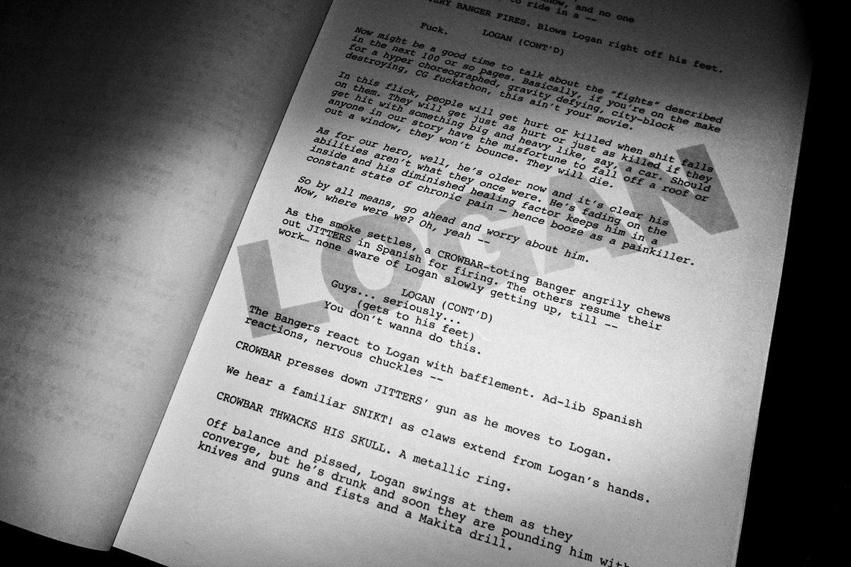 'Lobezno 3' se llamará 'Logan' y ya tiene teaser póster
