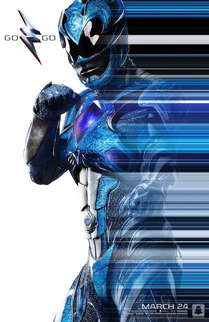 ¡A metamorfosearse! Cinco nuevos pósters de 'Powers Rangers'