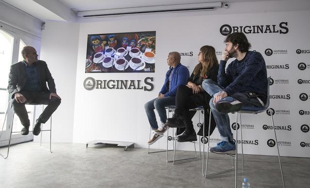 Evento Paramount Channel: Presentación de Originals