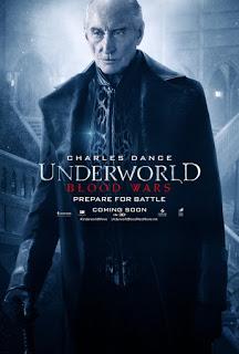 Remesa de pósters individuales de 'Underworld: Guerras de sangre'